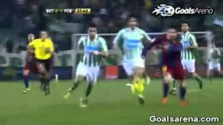 Real Betis vs Barcelona (3-1) All Goals & Highlights - Real Betis 3-1 Barcelona