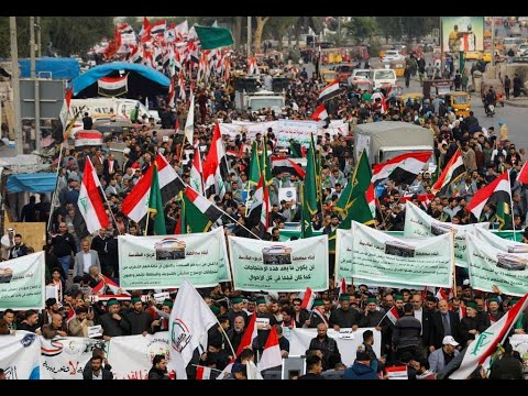 Nouvelles violences en Irak, Washington sanctionne des miliciens pro-Iran