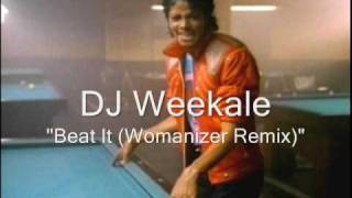 Beat It (Womanizer Remix) ... Michael Jackson vs Britney Spears