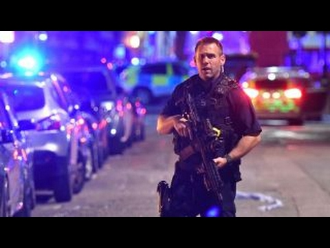 London police responding to incident on London Bridge