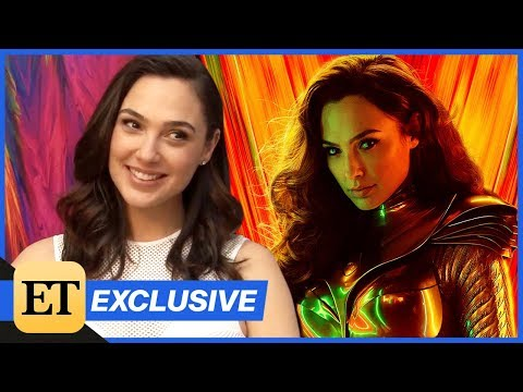 Gal Gadot Talks Seeing Wonder Woman 1984 For The First Time