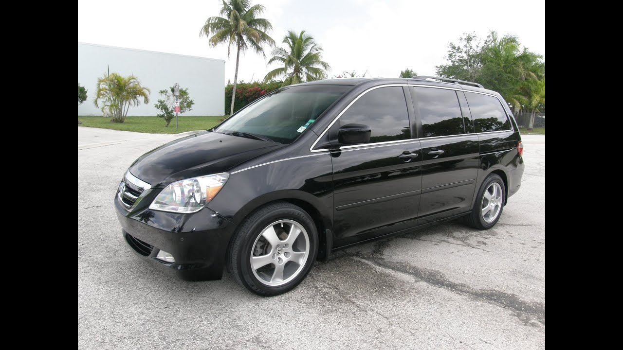 Honda Odyssey Touring For Sale
