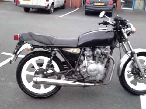 1980 Yamaha Xs250 Xs 250 Motorbike Gc Mot Tax Bike Youtube