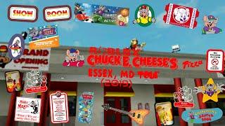 Roblox Chuck E. Cheese's Essex, MD Tour Store (2019)