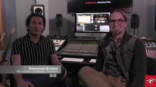 Producing with Miroslav Philarmonik and T-RackS with  Emmanuel Briceno
