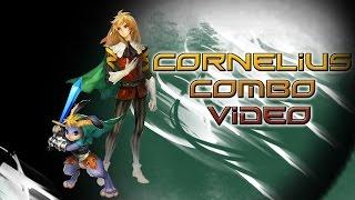 Odin Sphere Leifthrasir - CORNELIUS COMBO VIDEO