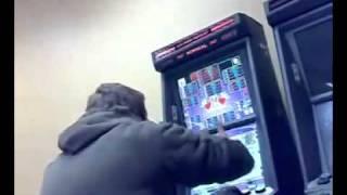 spielautomaten aufbrechen