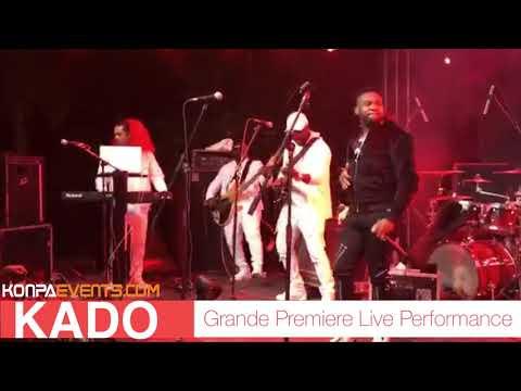 KADO de Ti Lunet Grande Premiere Live Video Performance in Haiti