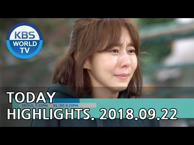 Today Highlights-Gag Concert/Immortal Songs2/My Only One E1-2[2018.09.22]
