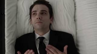 Man Seeking Woman Funeral Scene