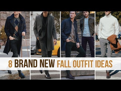 Men's Fall Outfits: New in ZARA, MANGO, CLUB MONACO, COS Right Now!
