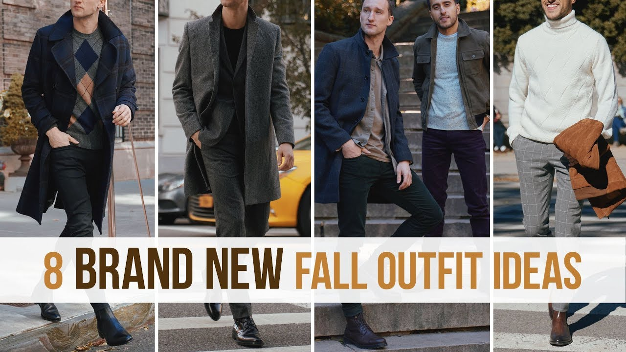 2faf1b00 Men's Fall Outfits: New in ZARA, MANGO, CLUB MONACO, COS Right Now ...