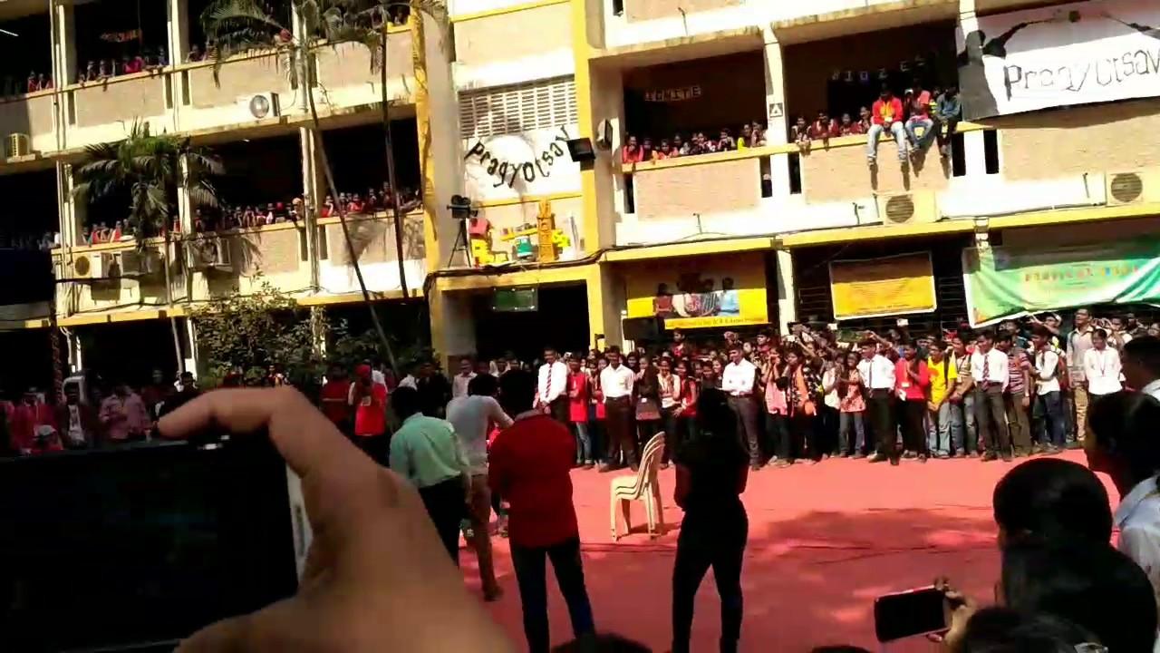 Patkar college Festival
