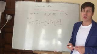 Ионная связь. Самоподготовка к ЕГЭ и ЦТ по химии