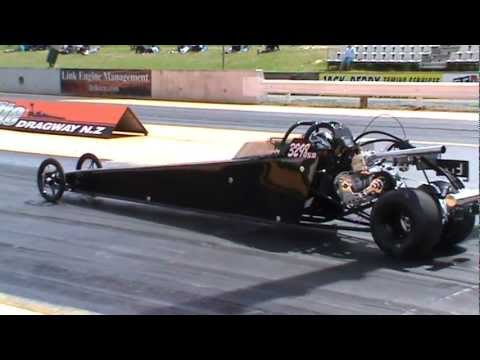 2010 Half Scale Outlaw 330 Jr Dragster Youtube