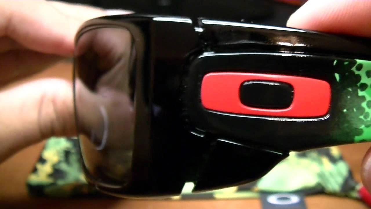 a314d29b72 Oakley Fuel Cell Jupiter Camo Close-up - YouTube