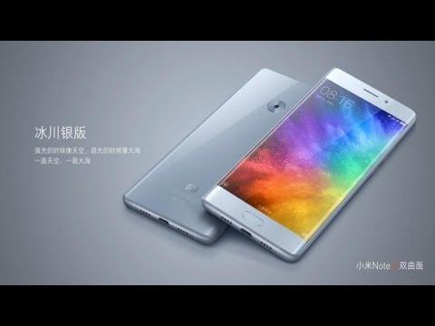 Xiaomi Mi Note 2 Preview (Indonesia) - Tech News #1