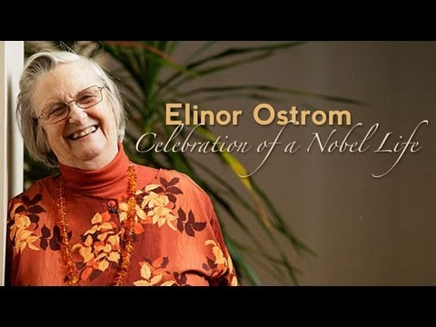 Elinor Ostrom: Celebrating A Nobel Life
