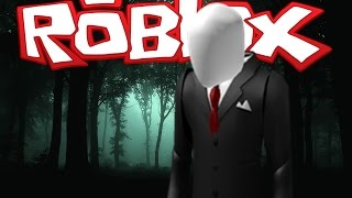 Roblox Slender Funny Moments - Jumpscares, Lobby Fun, y Hair Glitch!