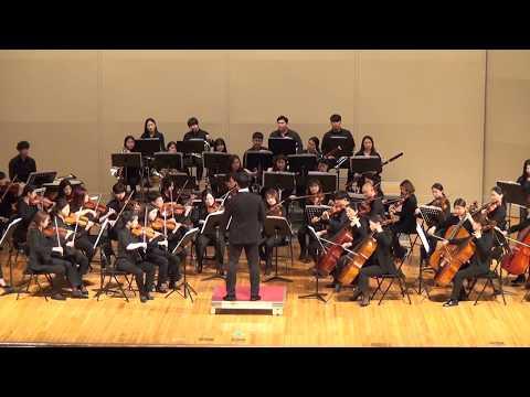 [세종대] 음악과 정기연주 Beethoven Symphony No.4 mvt.IV