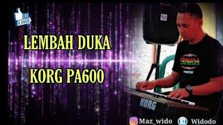 Download LEMBAH DUKA  -  KARAOKE LIRIK KORG PA600