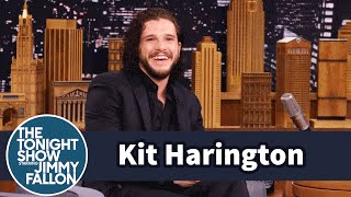 Kit Harington Scratches His Privates When He Sees Ambulances thumbnail