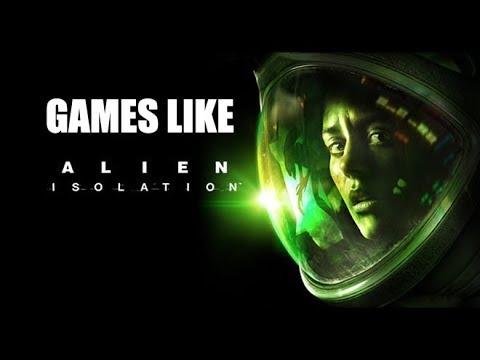 Top 10 Horror Games Like Alien Isolation