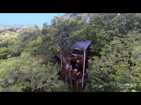 Secret Bay Dominica - Romantic Caribbean Vacation Travel - Luxury Bungalows