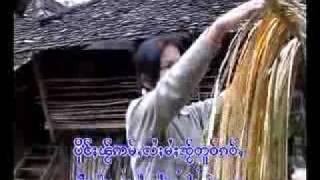เพลงไตย เพลงไทยใหญ่ นางสีมูญ คนผานปีน้อง