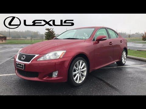 Retro Review: 2009 Lexus IS250