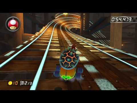 Wii Wario's Gold Mine - 1:51.934 - Deimos (Mario Kart 8 World Record)