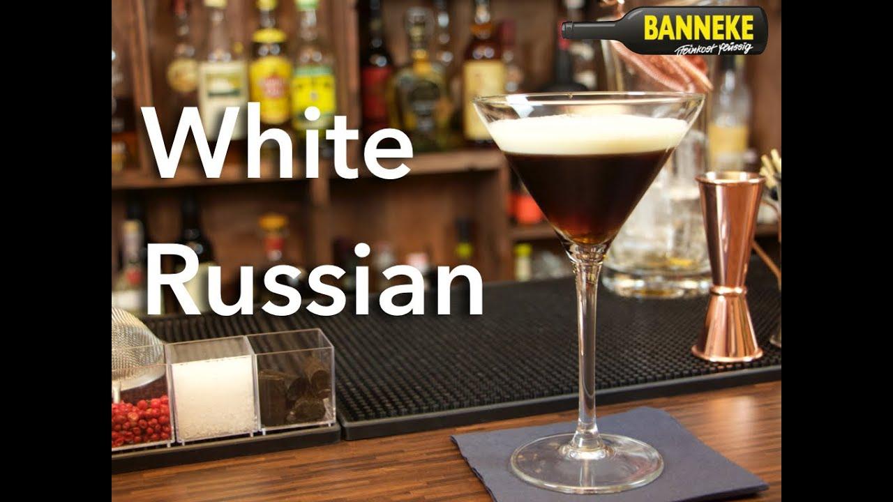 White Russian - Vodka Cocktail selber mixen - Schüttelschule by ...