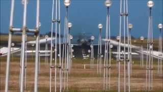 Grantley Adams Int. Airport - Aircraft Landing Barbados