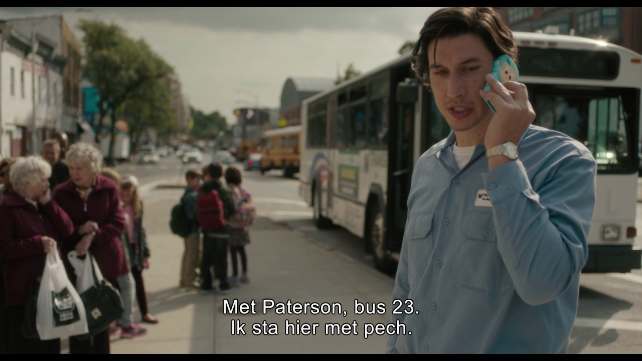 Paterson - Trailer NL - YouTube