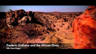 FREDERIC GALLIANO And THE AFRICAN DIVAS - Alla Cassi Magni