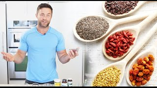Fuel Your Super Human Body With Super Foods – Saturday Strategy