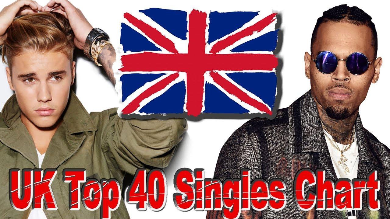 Singles uk 40 CHARTS: UK