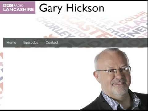 BBC Radio Lancashire 10th November