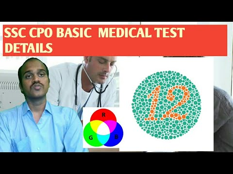 SSC CPO || MEDICAL TEST || BASIC INFORMATION || TIPS IN YOUR MOBILE BY GRB SOLUTIONS 4 ALL