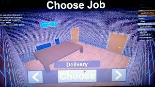 Roblox series 🍕 Delivery # 1