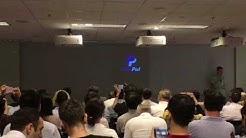 Ethereum Singapore | Vitalik Buterin on State of Ethereum Ecosystem