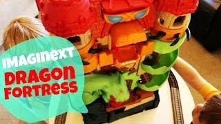 Fisher Price Imaginext Dragon World Fortress