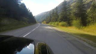 طريق  جبال الألب....سياحة محفوفة بالجمال