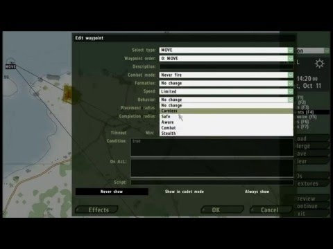 Editor Mission #1: Take Out General Ivan-Part I: Map Editing and Setup