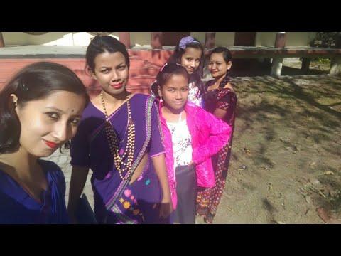 Miss Sarupathar College Fashion show at Sarupathar College
