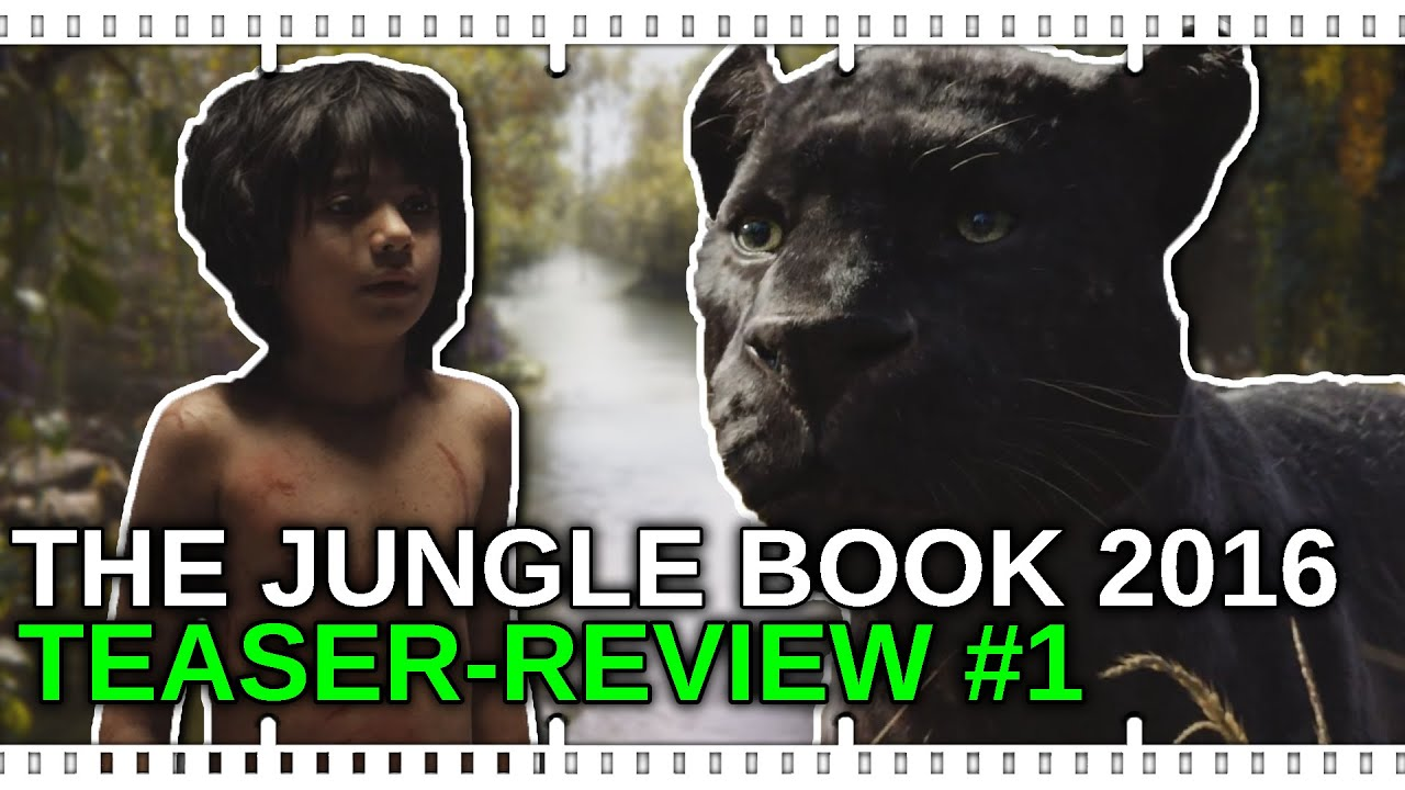 Jungle Book Deutsch