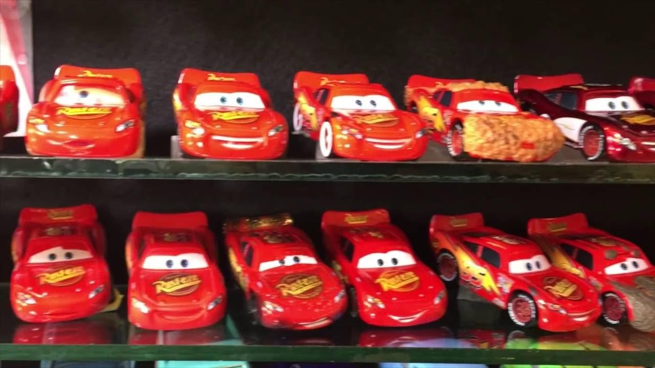 Coleccionista cars la coleccion mas grande juegos - Cars en juguetes ...