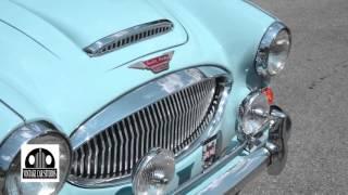 1967 Austin Healey 3000 MKIII Car Show Show 2015