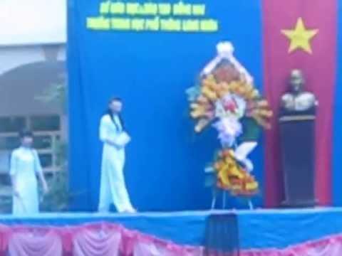 [LK1013-K34] KỊCH THÁNG NĂM HỌC TRÒ (FULL) -12A8 - Lễ ra trường 2013