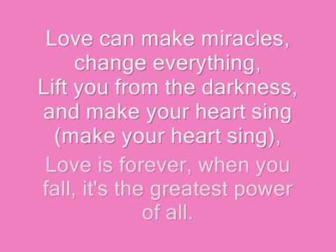 Hayden Panettiere I Still Believe (With Lyrics)